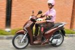 Vì sao giá SH Honda Việt Nam giảm mạnh?