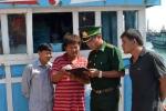 Ngư dân tố Trung Quốc xây công trình trái phép trên đảo Gạc Ma