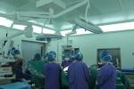 Phẫu thuật thành công bệnh nhân tiểu đường biến chứng