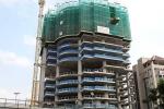 Không đảm bảo an toàn, một cẩu tháp ở Hà Nội bị đình chỉ hoạt động