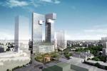 Xây tháp hình rồng 55 tầng tại trung tâm TP.HCM