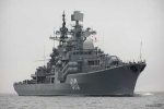 Tàu chiến Nga tới quần đảo Kurils chọc tức Nhật Bản