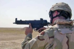 Xem tiểu liên MP-5 nhả đạn bắn tỉa