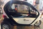 Ô tô điện Trung Quốc 'thậm thụt' xuất hiện trên phố Hà Nội