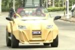 Cận cảnh ôtô được chế tạo bằng máy in 3D ở Trung Quốc