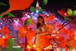 Rực rỡ sắc màu trong đêm 'Lễ hội Hoa phượng đỏ 2015'