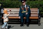 Những hình ảnh xúc động trong lễ duyệt binh ngày Chiến thắng