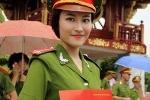 Nữ thủ khoa Học viện Cảnh sát xinh xắn lập kỳ tích sau 25 năm