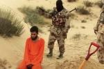 IS bắt tù binh tự đào hố chôn mình trước khi hành quyết