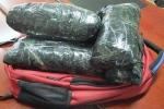 Nữ quái đất Cảng vận chuyển hơn 5kg ma túy tổng hợp