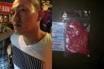 Hà Nội: Mang ma túy dạo phố, bị 141 tóm gọn