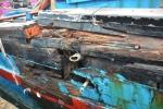 Thuyền trưởng kể phút kinh hoàng tàu cá Quảng Ngãi bị tàu lạ đâm chìm