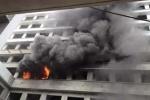 Cháy bệnh viện Nhiệt đới Trung ương, 500 chiếc điều hòa bị thiêu rụi