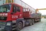 Siêu xe tải 148 bánh qua trạm thu phí Pháp Vân - Cầu Giẽ bằng cách nào?