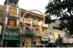 Hà Nội: Bốt điện trước trụ sở công an phường phát nổ