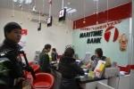 Xung quanh vụ cướp ở ngân hàng Maritime Bank