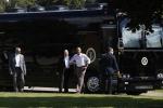 Khám phá xe bus triệu USD, bất khả xâm phạm của Tổng thống Mỹ