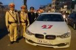 Xe BMW gây tai nạn bỏ chạy: Chặn cầu Chương Dương vây bắt
