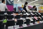 Trung Quốc vượt Mỹ về doanh số tiêu thụ smartphone
