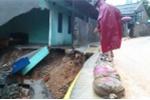 Mưa lũ ở Quảng Ninh: Thêm 2 người chết, đang giải cứu 5 người trong đống đổ nát