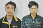 Phá băng nhóm chém người, cướp xe máy liên tỉnh