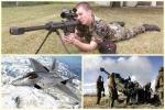 25 'quái vật' nguy hiểm nhất của kho vũ khí Mỹ hiện nay