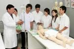Điểm chuẩn 3 trường đại học Y Dược