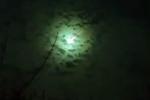 Video: Quả cầu lửa xanh kỳ quái thắp sáng bầu trời Argentina