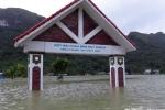 Tận thấy hiện trường ngập lụt khủng khiếp tại xã đảo ở Hải Phòng