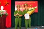 Đại tá Đoàn Việt Mạnh giữ chức Cục trưởng Cục CS PCCC