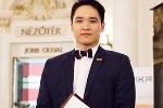 Du học sinh điển trai giành giải Nhất Opera quốc tế