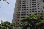 Rơi thang máy, 3 công nhân chết thảm