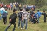 'Giữ' gái làng, nhóm thanh niên tấn công trai lạ