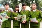 Trường quân đội, công an công bố danh sách thí sinh xét tuyển NV1