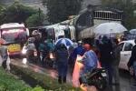 Tai nạn trên đường lên Sapa, 2 người chết thảm