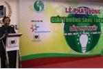 Lễ phát động giải thưởng sáng tạo xanh lần thứ nhất