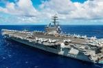 Tàu sân bay Mỹ bị tàu ngầm Trung Quốc khóa mục tiêu