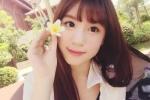 Nữ sinh Trung Quốc mặt mộc xinh đẹp đốn tim dân mạng