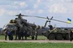 Nghị sĩ Ukraine đòi ném bom tháp truyền hình Nga