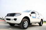 Bộ Công an tiếp nhận 75 xe bán tải Ford Ranger XL