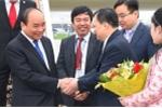 Những hình ảnh đầu tiên của Thủ tướng Nguyễn Xuân Phúc ở Nga