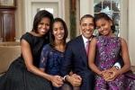 Tổng thống Obama mê kẻ diệt MU, hai con gái 'phải lòng' Messi