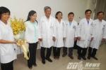 Gia đình người hiến tạng khi chết não cứu 6 người nhận bằng khen của Bộ trưởng Y tế