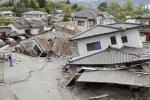 Nhật Bản lại xảy ra động đất mạnh