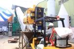 Chế tạo thành công máy đốt rác công suất lớn ở Việt Nam