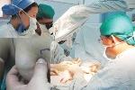 Thu nhập nửa tỷ mỗi tháng từ nghề phẫu thuật thẩm mỹ