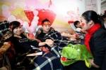 Lễ hội Xuân hồng: 500 cặp tình nhân cùng nhau hiến máu