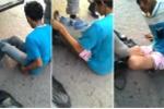 Clip: Lật tẩy gã ăn mày giả tật nguyền xin ăn trên phố