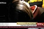 Rợn tóc gáy dịch vụ trải nghiệm cái chết trong lò hỏa thiêu