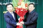 Nam Định, Cao Bằng có lãnh đạo tỉnh mới